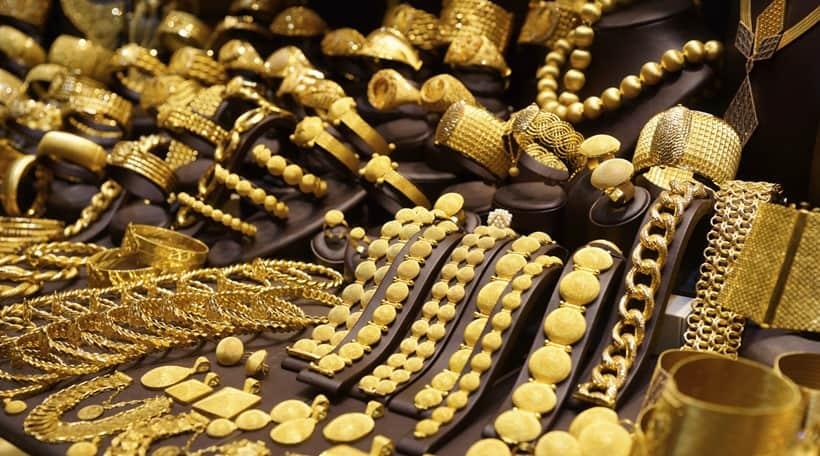 اسعار الذهب فى السعودية