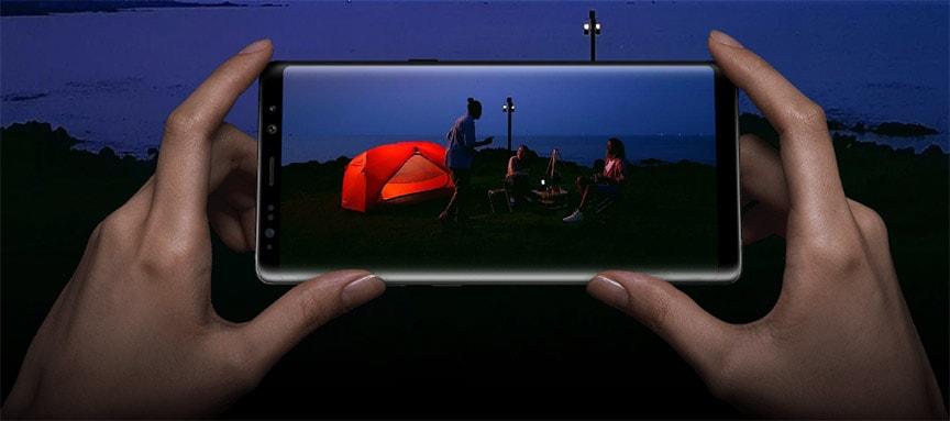 سعر ومواصفات جوال Samsung Galaxy Note 8