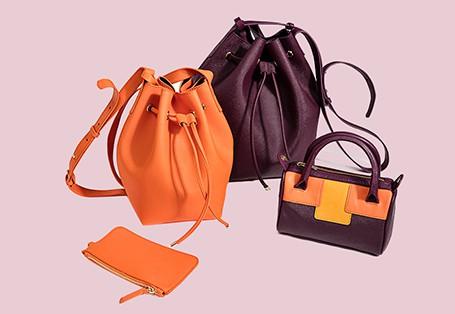 عروض وتخفيضات تصل إلي 65% علي الحقائب النسائية من سوق كوم