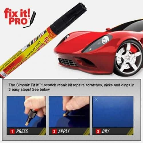 قلم ازالة خدوش السيارة من فيكس ات برو