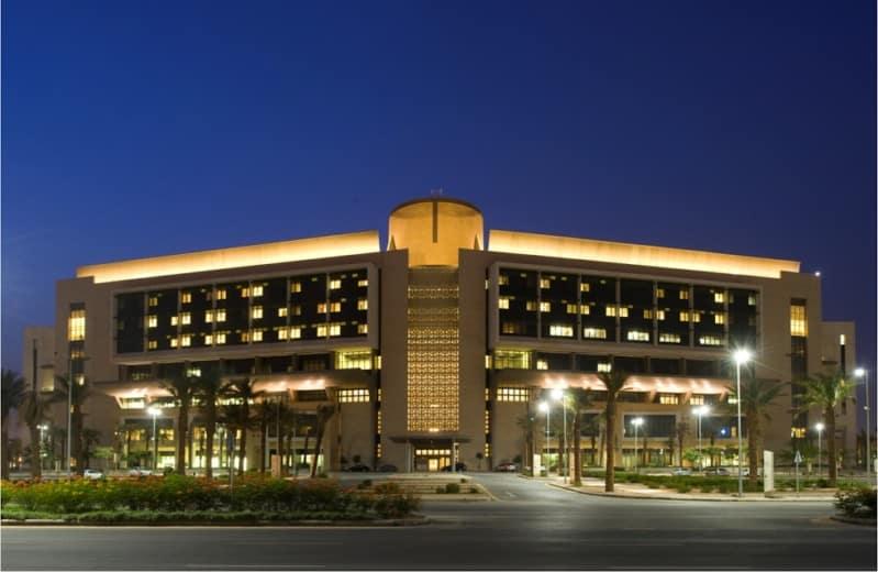 وظائف مستشفى الملك عبدالله بن عبد العزيز الجامعى