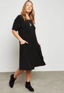 عروض جولي شيك علي الملابس النسائية من المقاسات الكبيرة