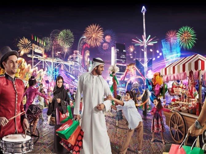 مهرجان دبي للتسوق 2018