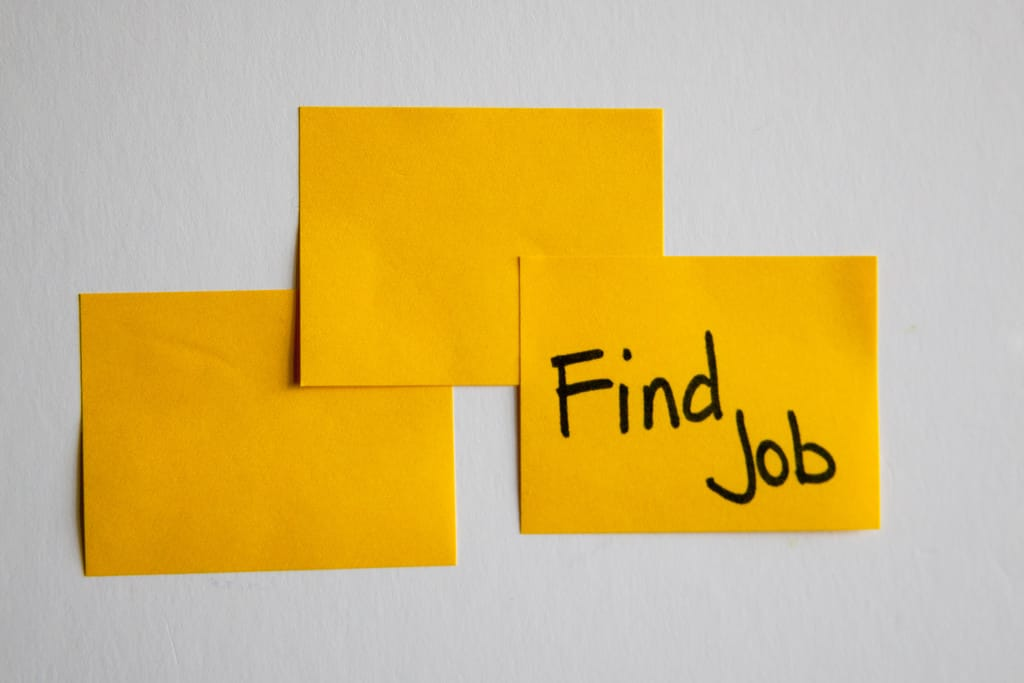 Photo of ماهى الخطوات التى استطيع من خلالها الحصول على فرص عمل؟