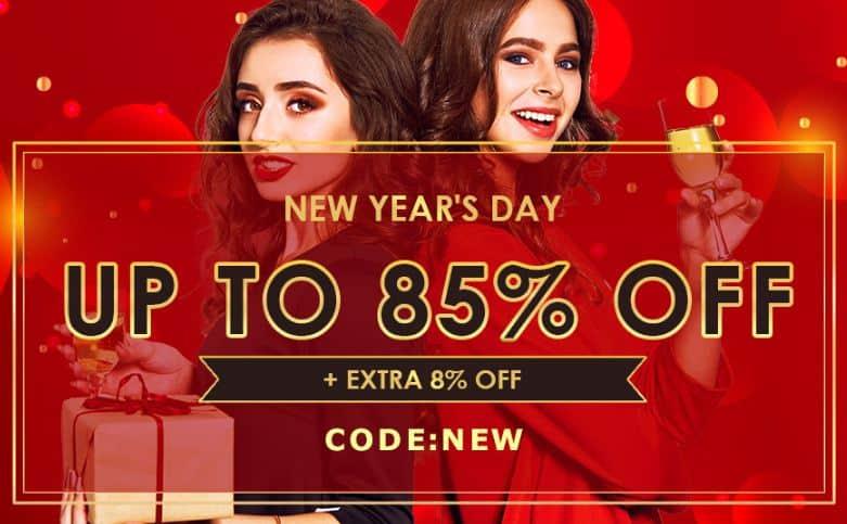 تخفيضات رأس السنة 2018 فى المتاجر الصينية