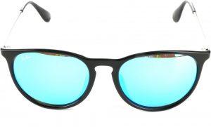 40a86a8c7 نظارة شمسية راي بان نسائية لون العدسة ازرق بسعر 191.39 ريـال خصم 73%