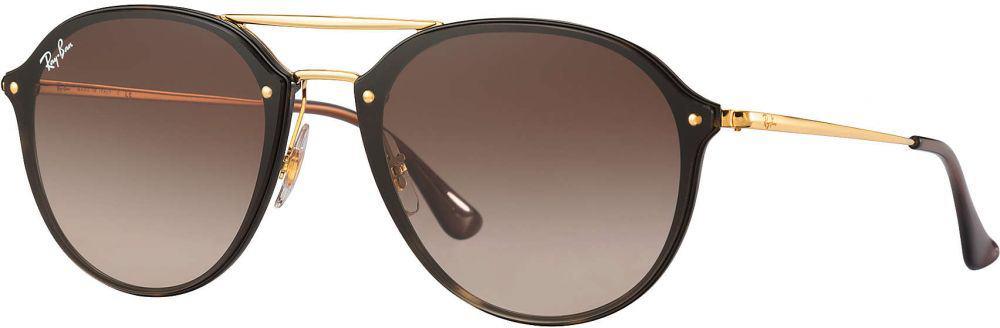 4f48acf23 نظارة شمسية راي بان للجنسين لون العدسة بني بسعر 729.75 ريـال خصم 49%