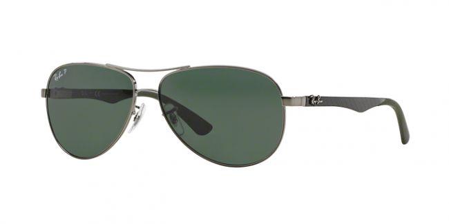281b142ba نظارة شمسية راي بان رجالي تصميم انيق ومميز لون العدسة اخضر بسعر 971.25 ريـال