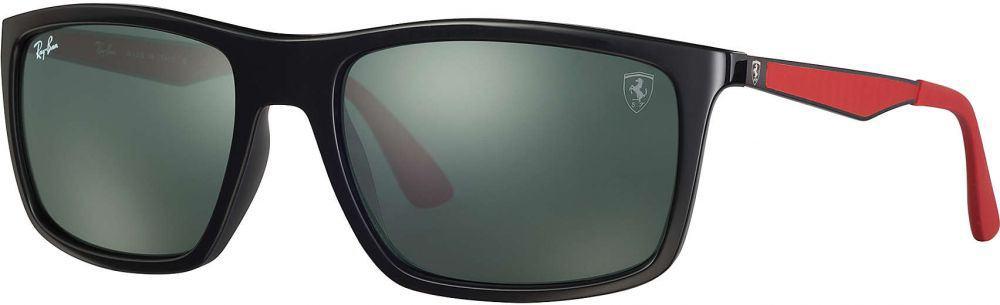 15e2b506d نظارة شمسية راي بان رجالي لون العدسة اخضر بسعر 761.25 ريـال خصم 47%