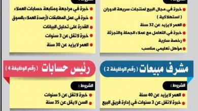 وظائف جريدة الوسيلة الرياض