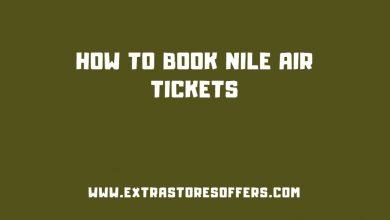 حجز تذاكر طيران النيل وعروض الطيران المتاحة