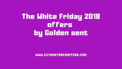 عروض الجمعة البيضاء 2018 من قولدن سنت
