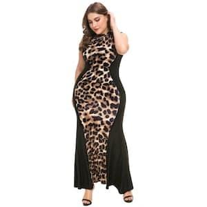 عروض جولي شيك فى عيد الاضحى فستان تايجر