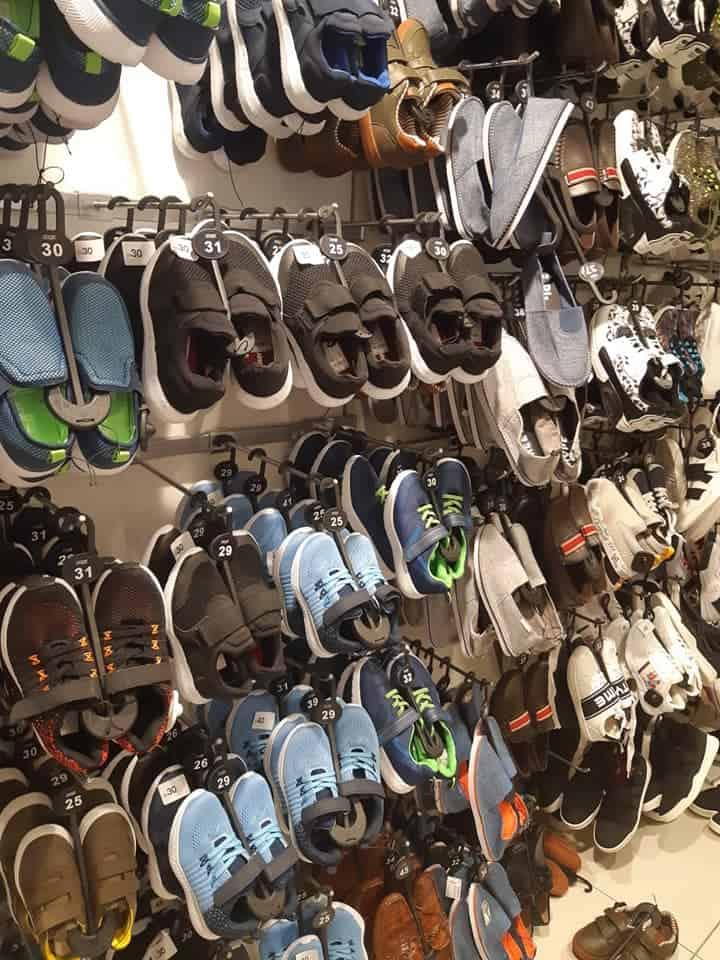 city max تخفيضات 2019 احذية متنوعة