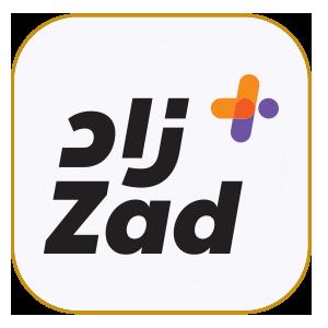 تطبيق zad زاد للتوصيل