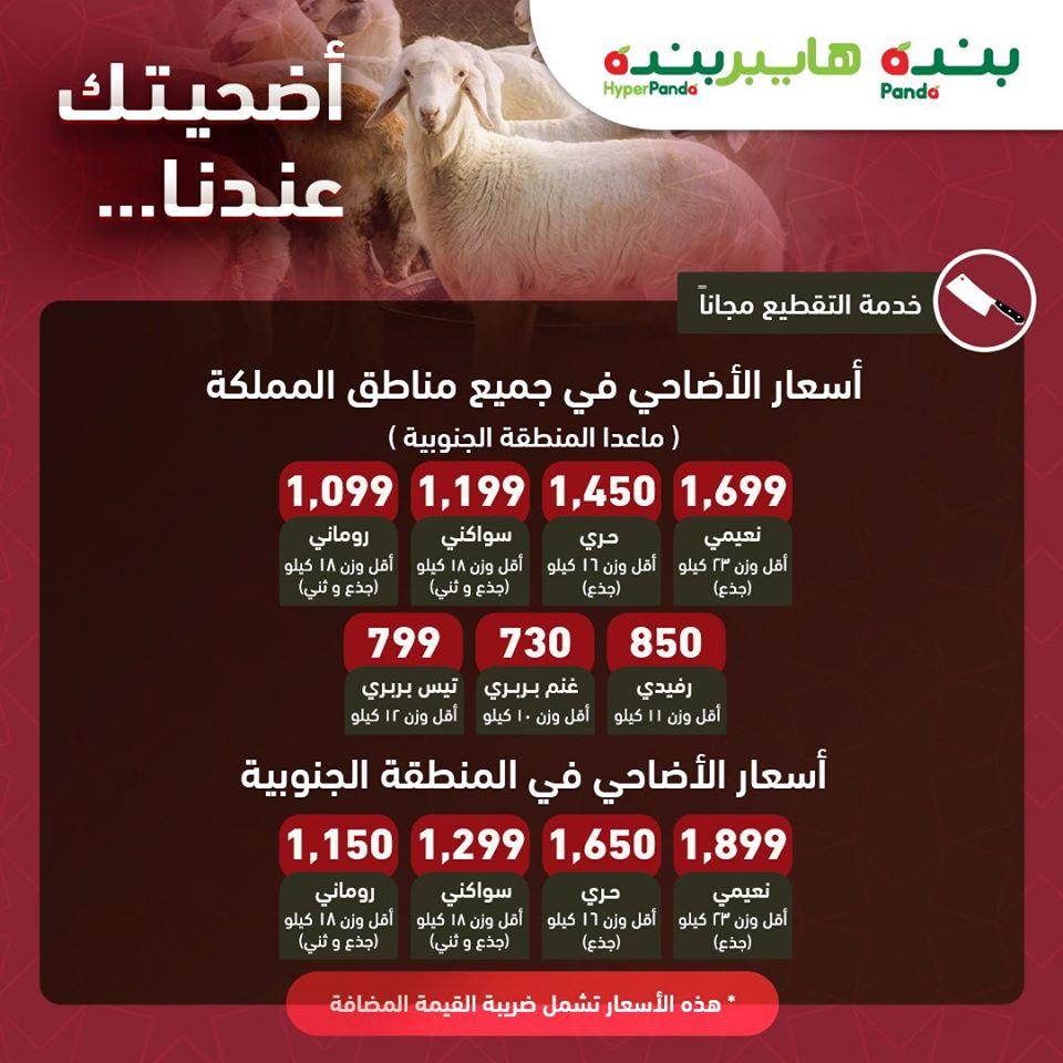 اسعار اضحية بنده في عيد الاضحي 2020