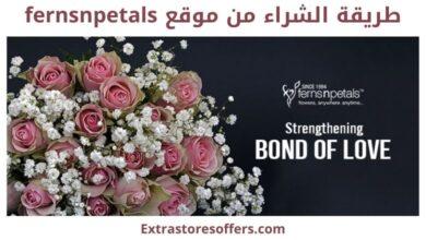 Photo of طريقة الشراء من موقع ferns n petals