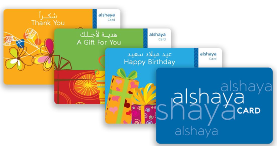 بطاقات الشايع