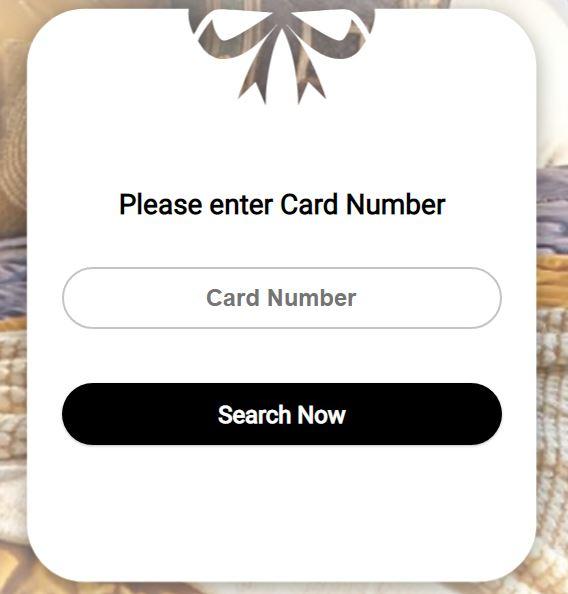 معلومات عن بطاقة هدية رد تاغ