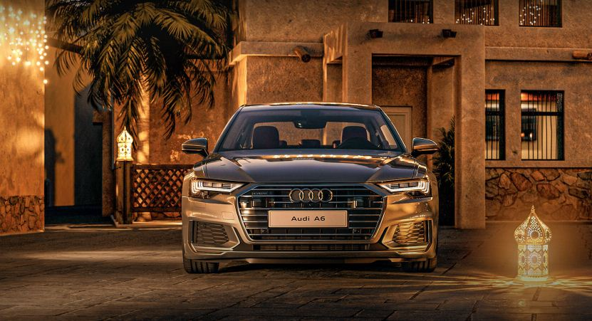 عروض رمضان للسيارات 2021 اودي السعودية Audi A6