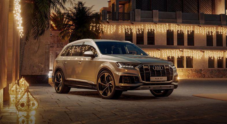 عروض رمضان للسيارات 2021 اودي السعودية Audi Q7